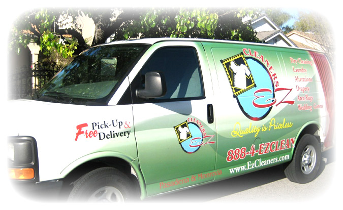 EZ Dry Cleaning Delivery & Pickup