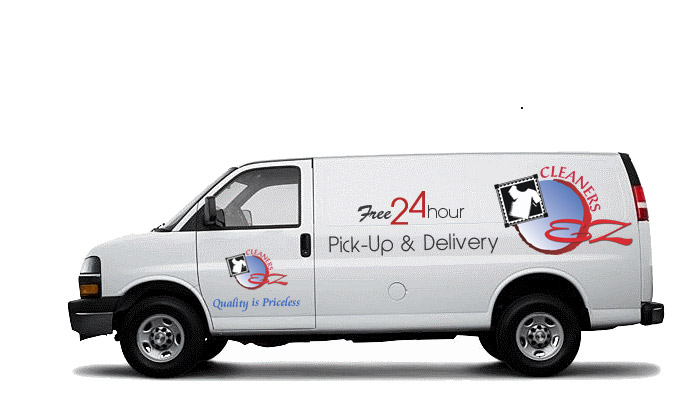 Free Pick-Up & Delivery